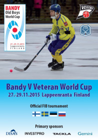 Bandy Veteran World Cup 2015